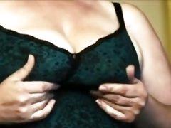 Amateur BBW Slut Loves Sucking Cock