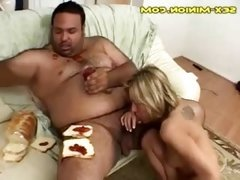 Gagging During Gross Sex