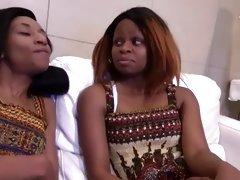 MILF black women are also lesbians