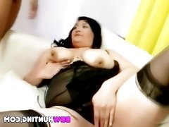 Marc fucking tits and BBW mouth