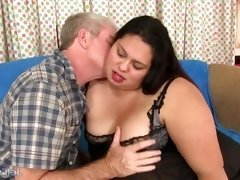 Fat and Fabulous Lorelai Givemore Blows a Thick Dick and...