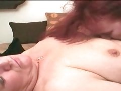 BBW mature lesbos fucking pussies with sex toys
