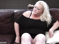 Fat blonde bbw cheating