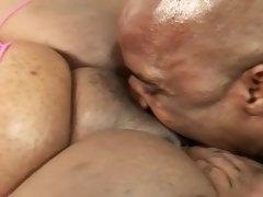 Bbw plumper fatty suck fuck