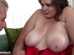Beautiful Bbw Slut Ass Slaps And Face Sitting